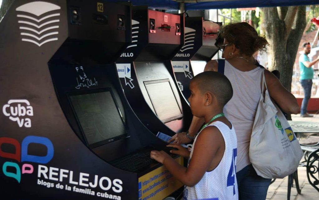 Guayabera 5.0, Feria Tecnológica, informatización