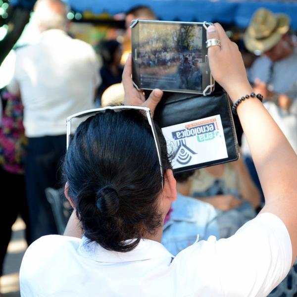 Feria tecnológica, Guayabera 5.0, Sancti Spíritus, informática