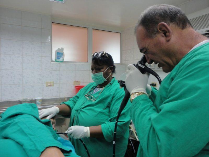 sancti spiritus, gastroenterologia, hospital provincial camilo cienfuegos