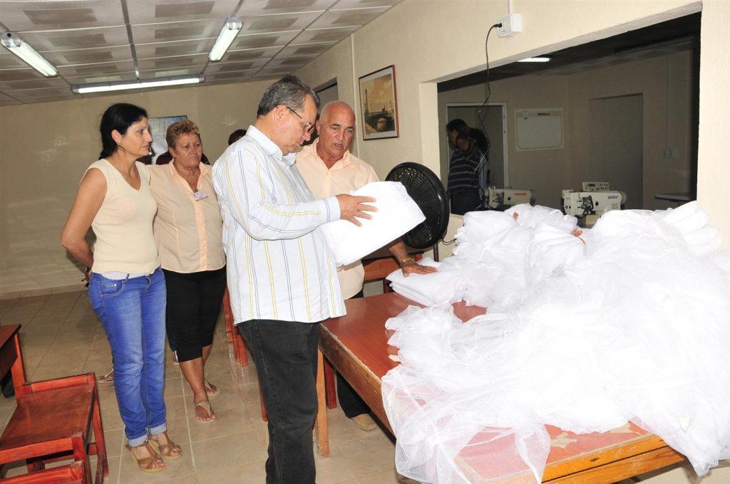 Yaguajay, Camilo Cienfuegos, industria ligera
