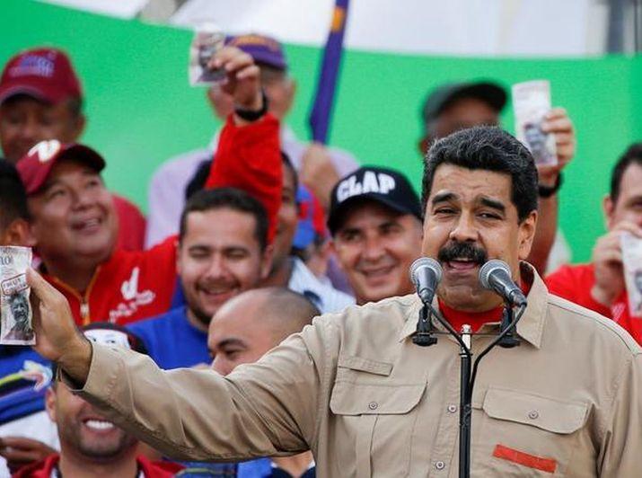 venezuela, nicolas maduro, oposicion venezona, oea