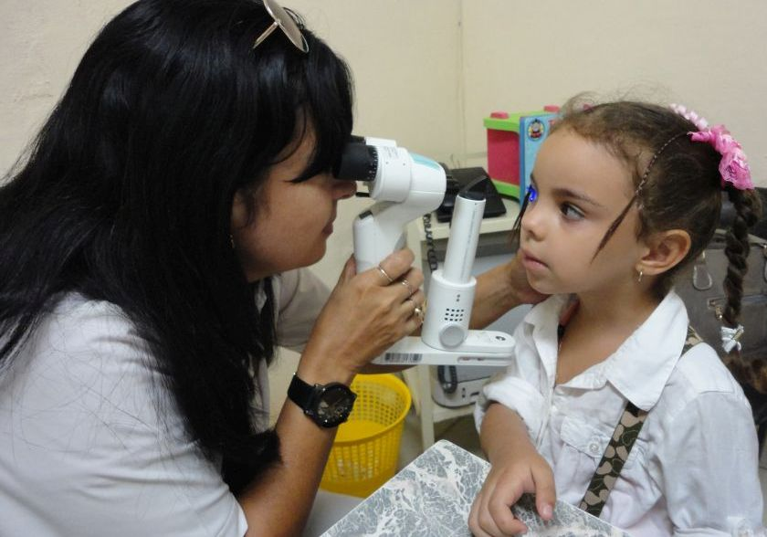 sancti spiritus, oftalmologia, oftalmologia pediatrica, hospital pediatrico jose marti