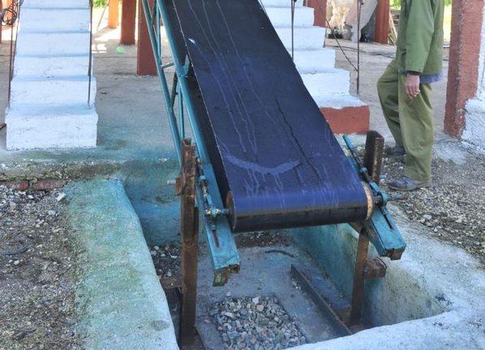 cabaiguan, planta de reciclaje de residuales solidos, servicios comunales