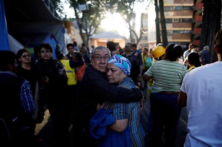 México, sismo, terremoto