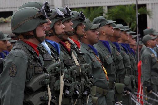Venezuela, fuerzas armadas, defensa