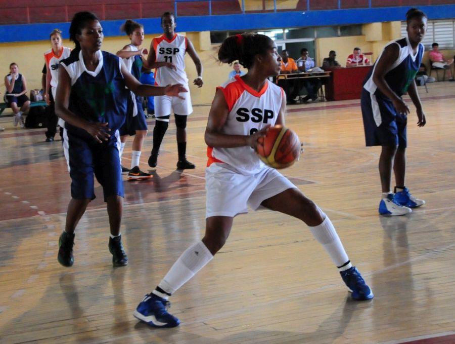 sancti spiritus, liga superior de baloncesto femenino