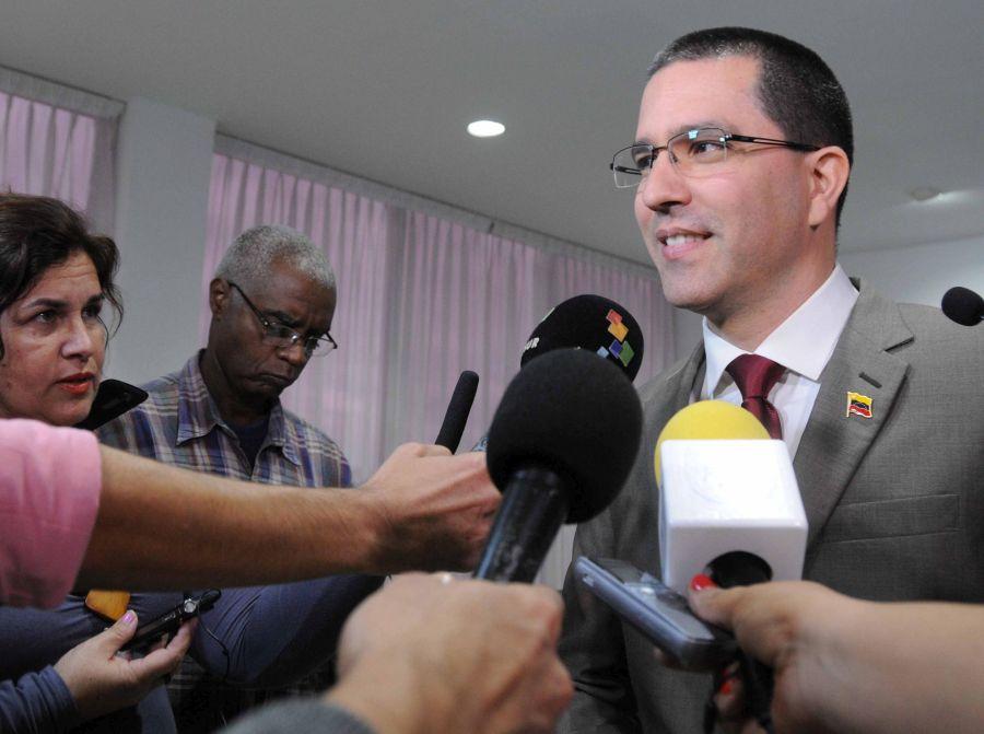 Cuba: Se efectuó acto de solidaridad con Venezuela en La Habana