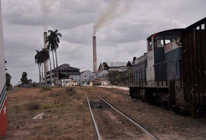 sancti spiritus, zafra azucarera, central melanio hernandez, central uruguay