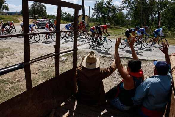 ciclismo, clásico, Sancti Spíritus, Topes de Collantes