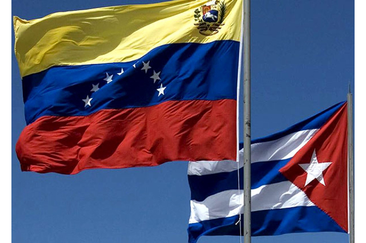 Cuba, Venezuela, solidaridad, bloqueo, agresión