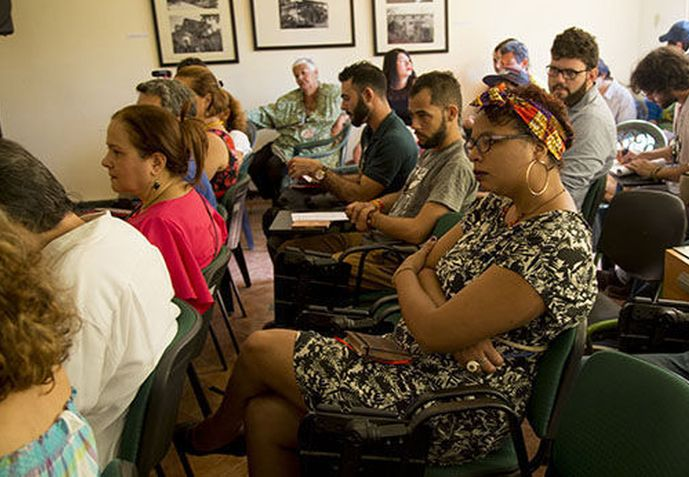 cuba, feria internacional del libro 2018, la habana, jovenes escritores