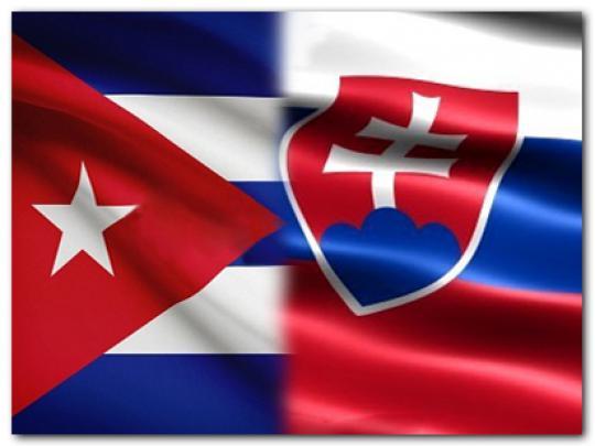 Cuba et la Slovaquie renforcent des relations commerciales