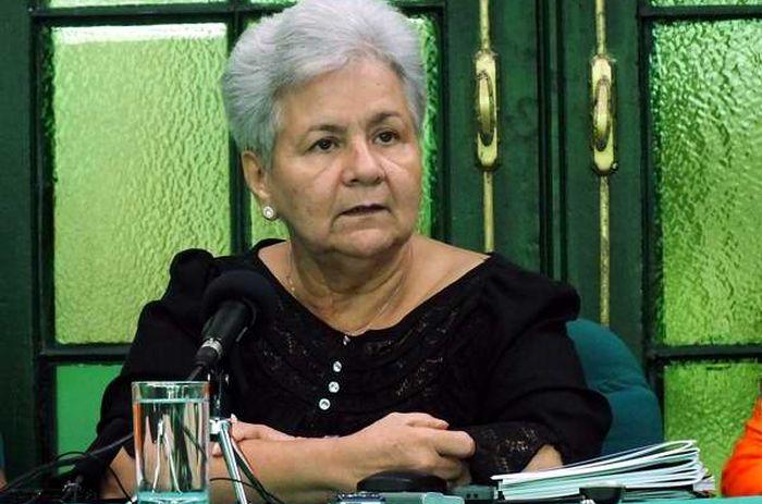 Gladys Bejerano, Sancti Spíritus, Contraloría