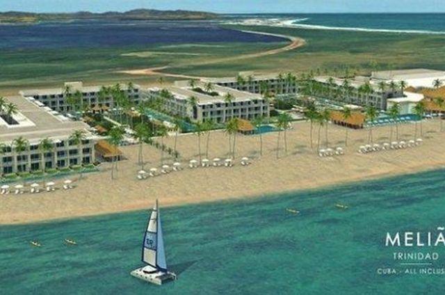 trinidad, turismo, hotel melia trinidad, grupo hotelero cubanacan