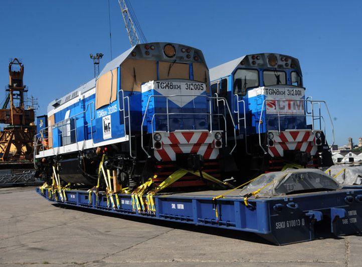 transporte, ferrocarriles, Rusia, Cuba