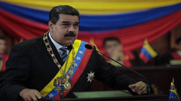 Nicolás Maduro, Venezuela, Colombia