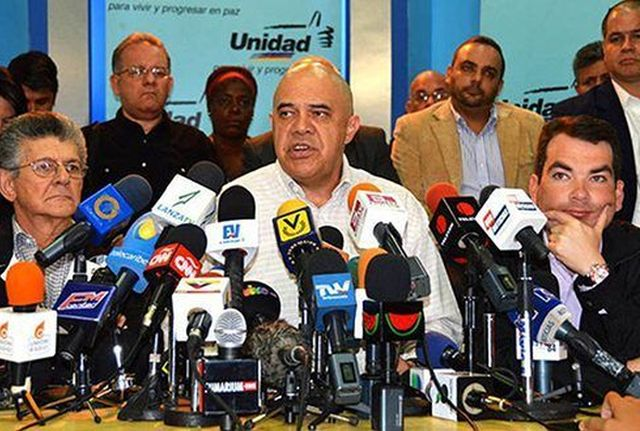 venezuela, oposicion venezolana, mesa de la unidad democratica, asamblea nacional constituyente