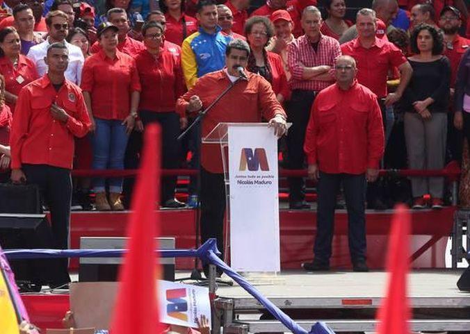venezuela elecciones, nicolas maduro, consejo electoral nacional