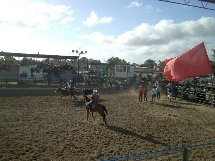 sancti spiritus, rodeo cubano, rodeo