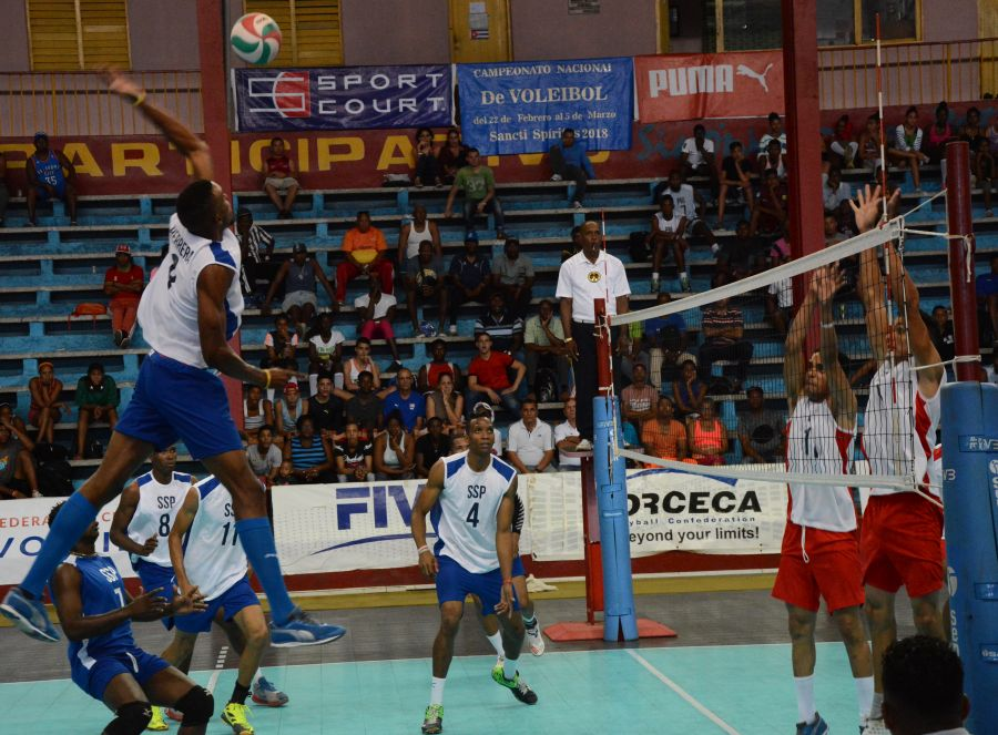 sancti spiritus, voleibol masculino, campeonato nacional masculino de voli