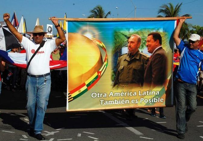 cuba, dia internacional de los trabajadores, federacion sindical mundial