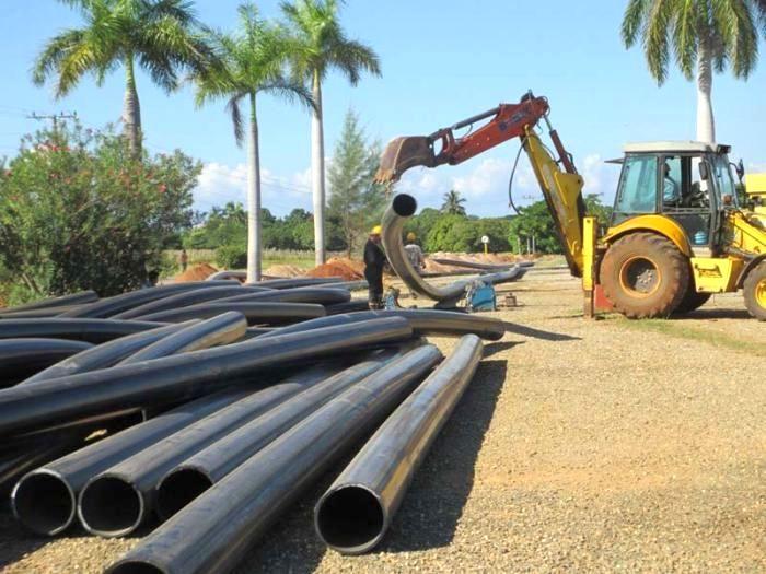 trinidad, acueducto, organizacion de paises exportadores de petroleo, opep, recursos hidraulicos