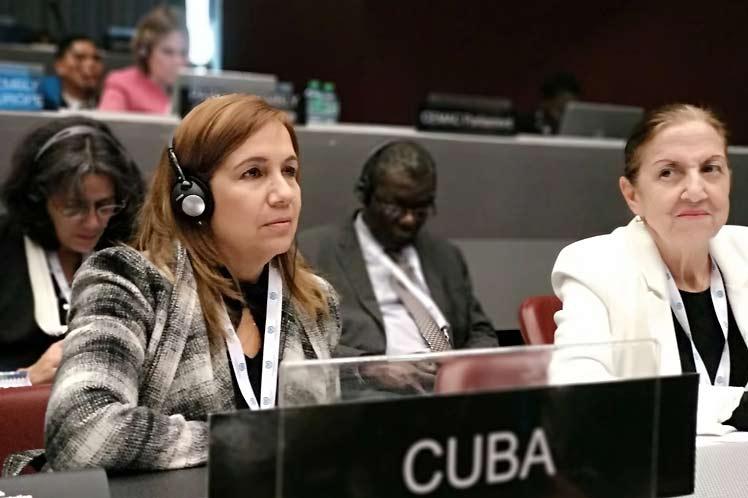 Parlamento, Cuba, migrantes, Unión Interparlamentaria