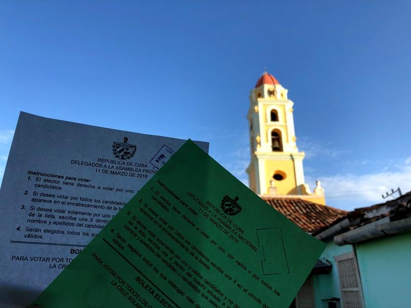 trinidad, sancti spiritus, elecciones generales en cuba 2018, sancti spiritus en elecciones generales 2018