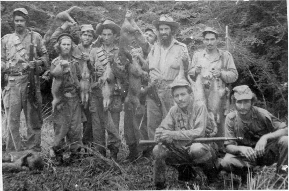 sncti spiritus, frente norte de las villas, camilo cienfuegos, ejercito rebelde, yaguajay