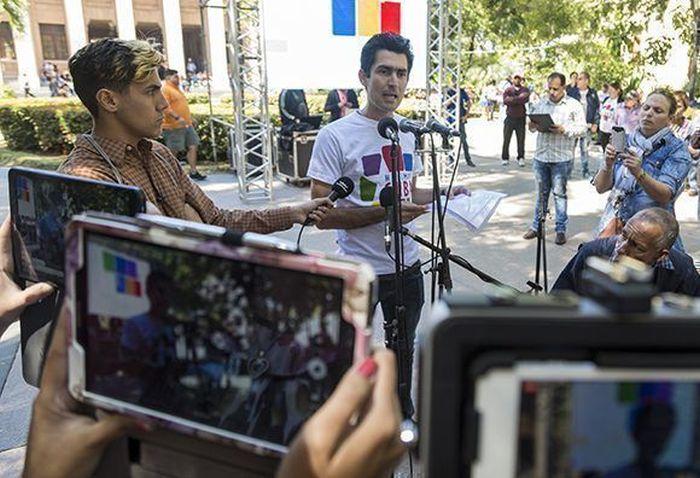 cuba, cumbre de las americas, sociedad civil cubana, jovenes cubanos