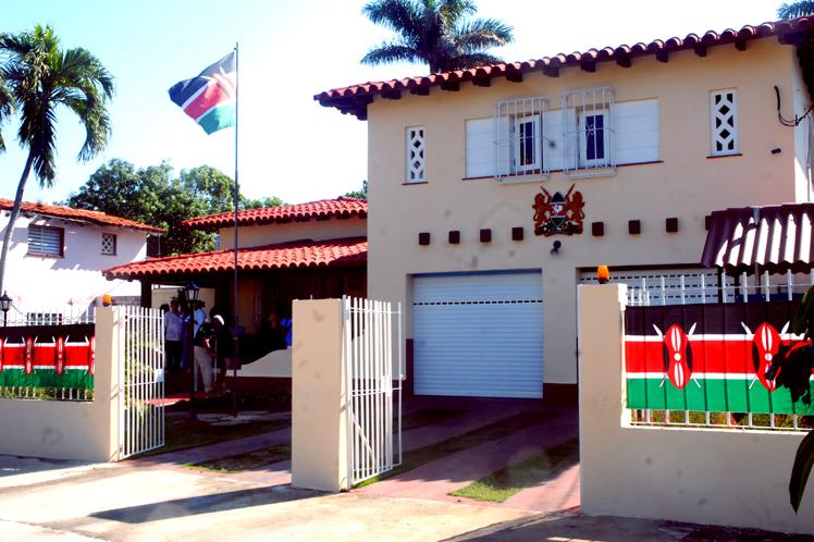cuba, kenya, embajada de kenya en cuba, bruno rodriguez