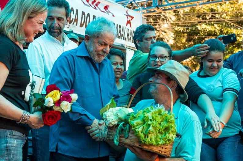 Brasil, Lula, Caravana