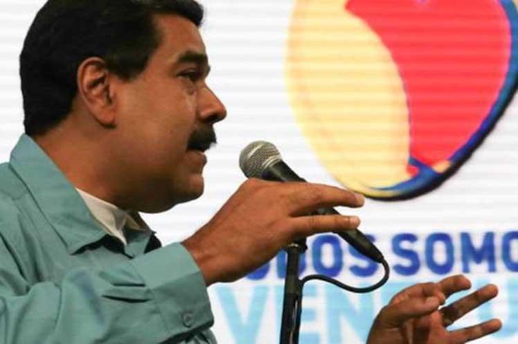 MUD solicitó a la ONU que no vengan observadores internacionales — Maduro