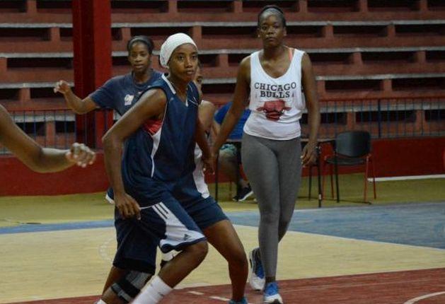 sancti spiritus, baloncesto femenino, marlene cepeda, yamara amargo, liga superior de baloncesto