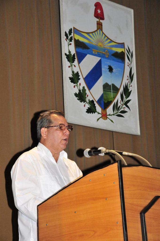 Asamblea Provincial, poder popular, Sancti Spíritus, Monteagudo