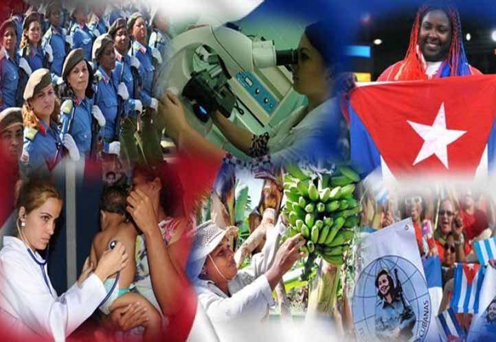 cuba, cumbre de las americas, mujeres cubanas
