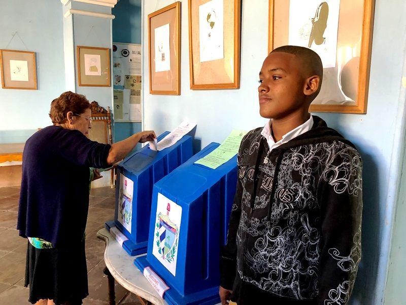 sancti spiritus, elecciones generales en cuba 2018, elecciones generales en sancti spiritus 2018, trinidad, pioneros, opjm