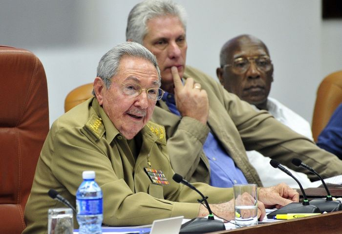 cuba, comite central del partido comunista de cuba, raul castro, modelo economico cubano