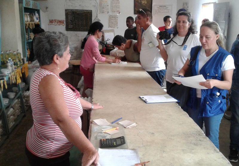 yaguajay, huracan irma, pnud, union europea