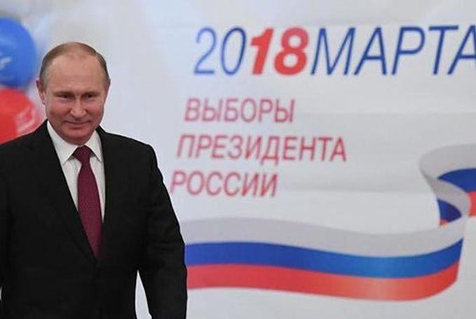 rusia, vladimir putin, elecciones presidenciales en rusia
