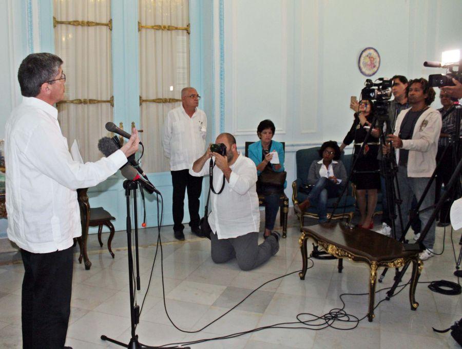 cuba, relaciones diplomaticas, embajada de estados unidos en cuba, ataques acusticos, relaciones cuba-estados unidos