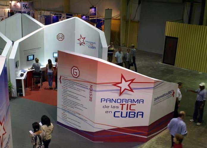 Feria Informática muestra productos y servicios de Cuba y el mundo