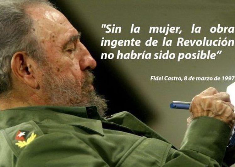 cuba, fmc, federacion de muejeres cubanas, dia internacional de la mujer, X congreso de la fmc