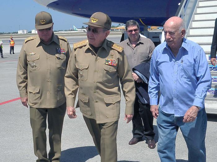 Raúl Castro, Cuba, ALBA, TCP