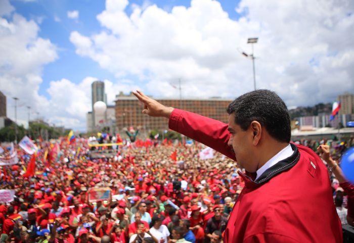 venezuela, oposicion venezolana, nicolas maduro, mesa de la unidad democratica, mud