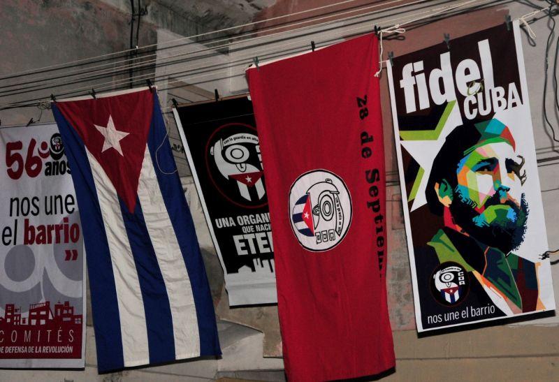 sancti spiritus, IX congreso de los cdr, comités de defensa de la revolucion