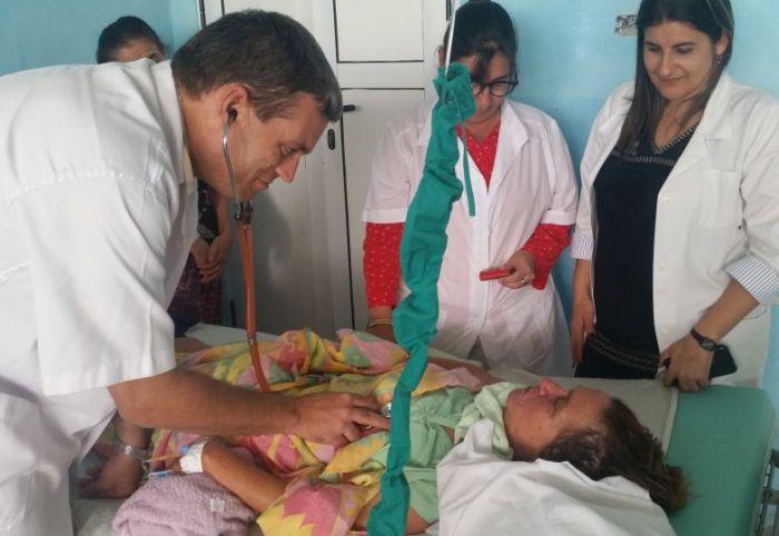 sancti spiritus, oncologia, cancer, quimioterapia, hospital provincial camilo cienfuegos