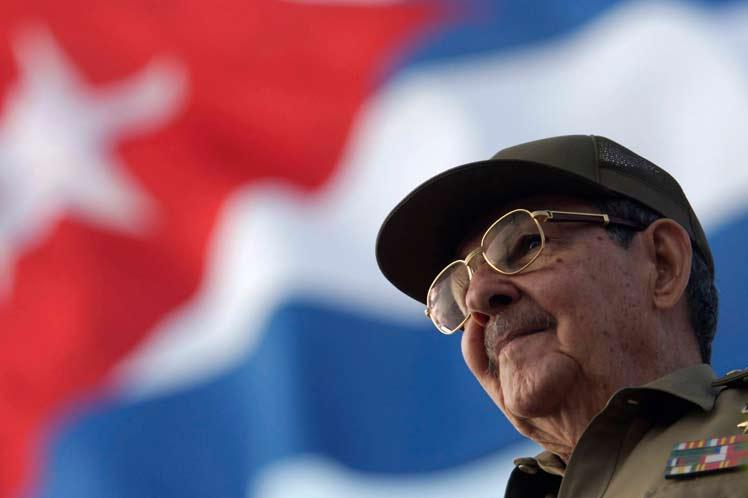 Raúl Castro, FEU, universitarios, Congreso