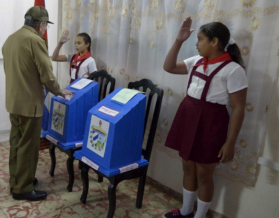 cuba, raul castro, elecciones generales en cuba 2018, parlamento cubano