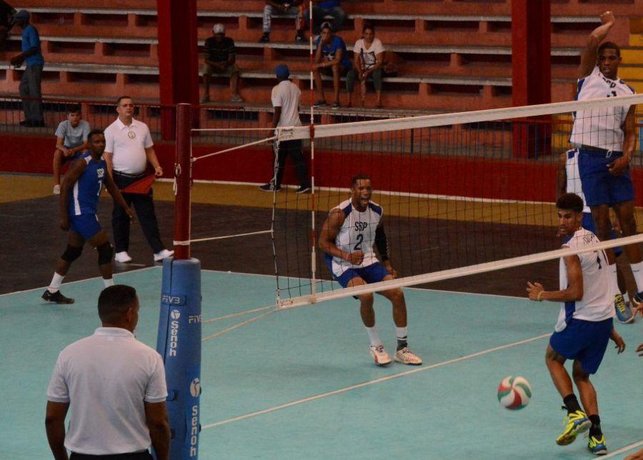sancti spiritus, deportes, campeonato nacional de voleibol masculino, sala yara